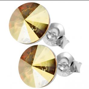 Cercei Casilda - Cristale Swarovski