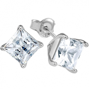 Cercei Square - Zirconii Crystal