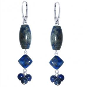 Cercei Akia - Lapis Lazuli