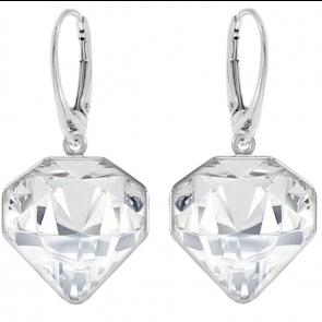 Cercei Diamante - Cristale Swarovski Designer Edition: Chris Bangle