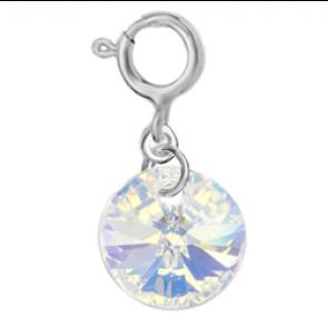 Charm Aurora Boreala - Cristal Swarovski