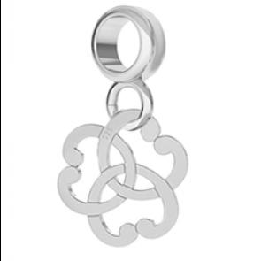 Pandantiv Simbol Celtic - Triquetra