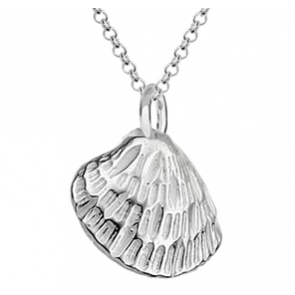 Colier Silver Shell