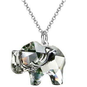 Colier Elefant - Cristal Swarovski