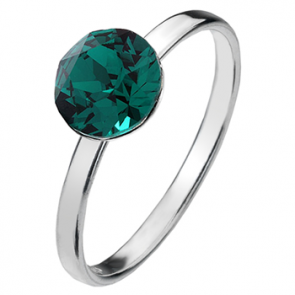 Inel Hera - Cristal Swarovski Emerald