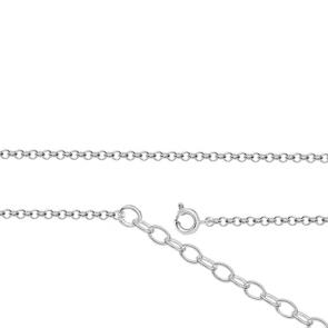 Lant Rolo - tip ''choker'' - 30 + 5 cm