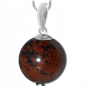 Pandantiv Obsidian Mahon