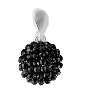 Pandantiv Black - Cristale Swarovski