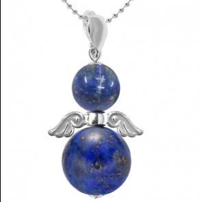 Pandantiv Ingeras - Lapis Lazuli