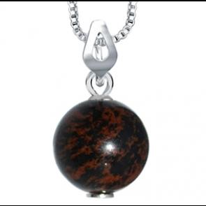 Pandantiv Nadira - Obsidian Mahon