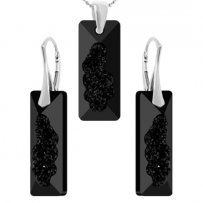Set Growing Crystal Rectangle - Cristale Swarovski - Designer Edition IRIS VAN HERPEN