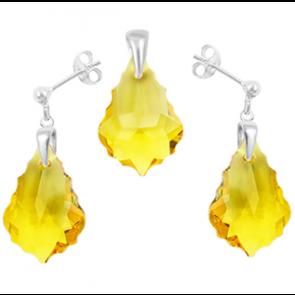 Set bijuterii Cristale Swarovski
