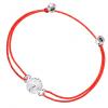 Bratara Make a Wish - Cristal Swarovski Rivoli Crystal Clear