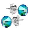 Cercei Blue Zircon Shimmer - Cristale Swarovski