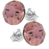 Cercei Xirius Blush Rose - Cristale Swarovski 10 mm
