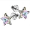 Cercei Stelute Vitrail Light - Cristale Swarovski