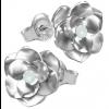 Cercei Trandafiri - Cristale Swarovski White Opal
