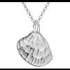 Colier Silver Shell