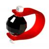 Inel Missi Concept Black - Cristal Swarovski