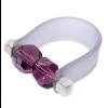 Inel Missi Concept - Graphic Cube - Cristale Swarovski