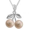 Pandantiv Cirese - Perle Swarovski Almond