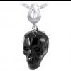 Pandantiv Cristal Swarovski Craniu
