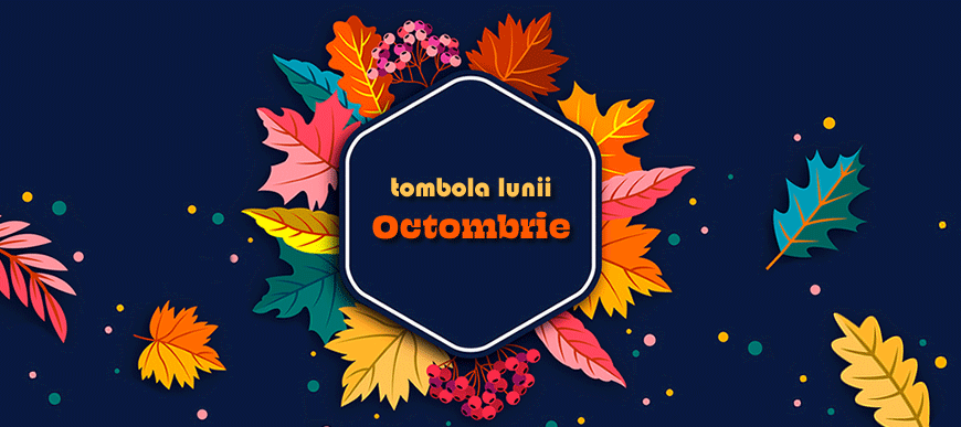 Tombola Octombrie 2020