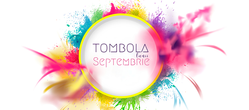 Tombola Septembrie 2020