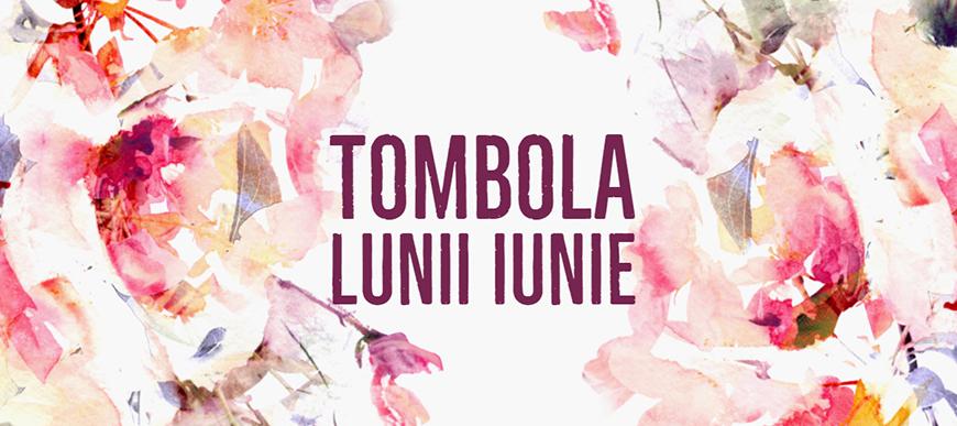 Tombola Lunii Iunie