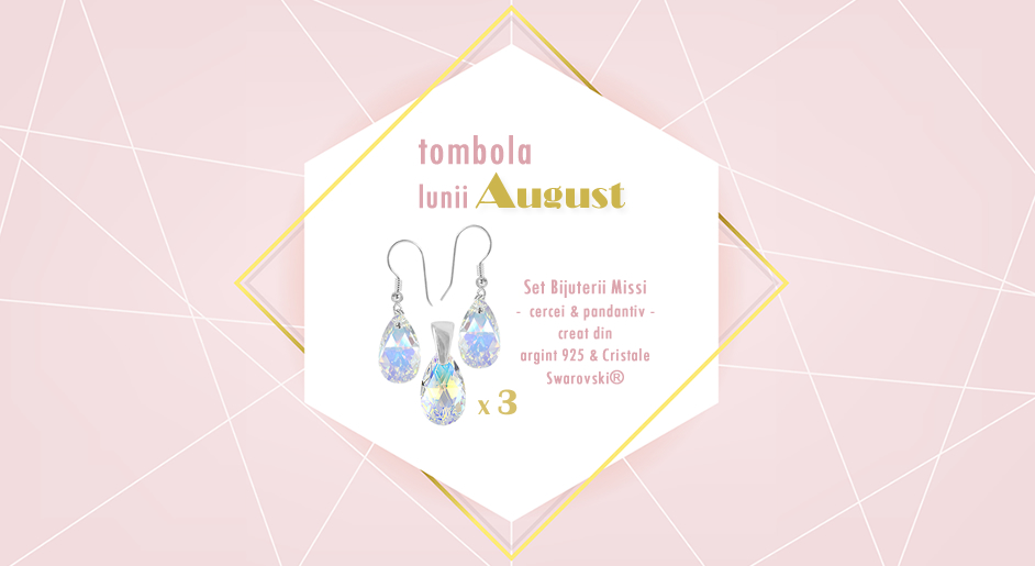 Tombola Lunii August
