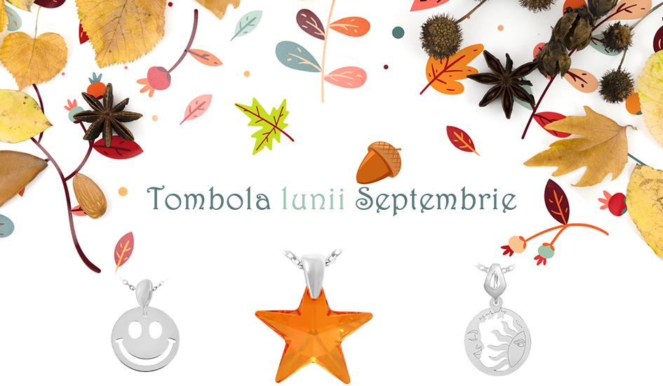 Tombola Lunii Septembrie